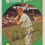 1959 Topps Puddin' Head Jones baseball card