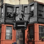 Edna Egbert suicide attempt Brooklyn 497 Dean Street March 19 1942 now and then Photo Marc Hermann NY Daily News