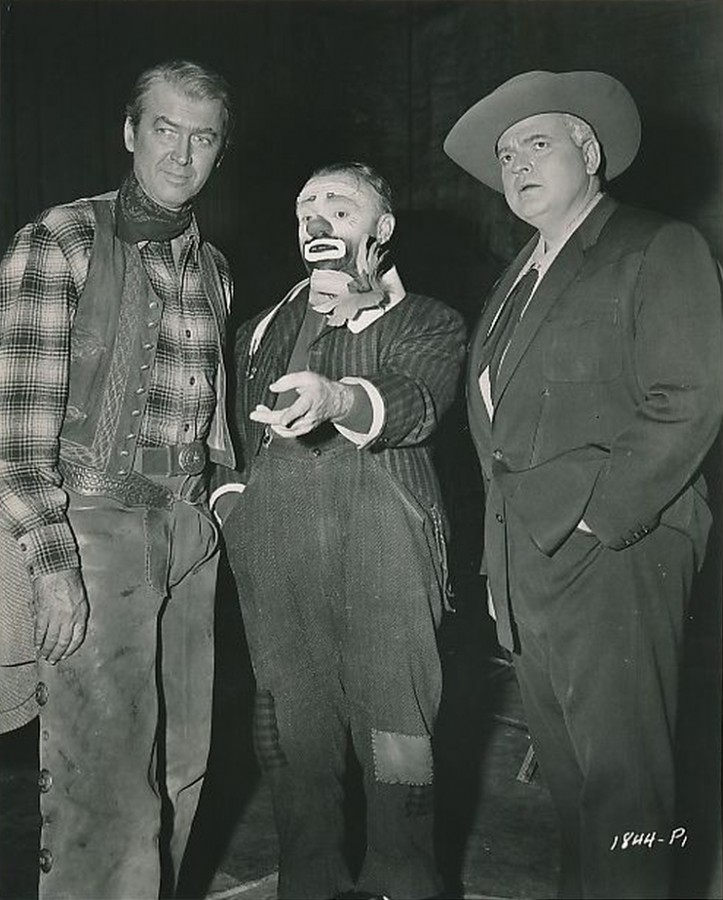 James Stewart James Cagney Orson Welles August 20 1957