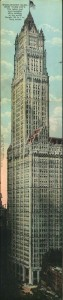 Woolworth Building 1913