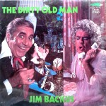album cover Jim Backus Dirty Old Man