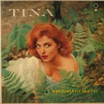 album cover Tina Louise in hi-fi