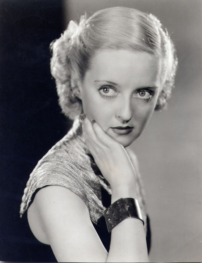 Bette Davis early 1930s