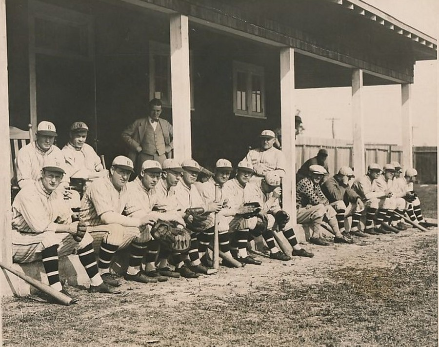 Brooklyn Dodgers spring training 1920s