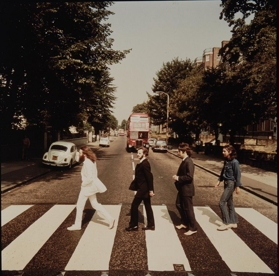 Abbey Road 01 photo Iain Macmillan 1938-2006