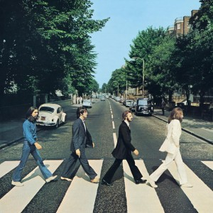 Final Abbey Road cover that was used