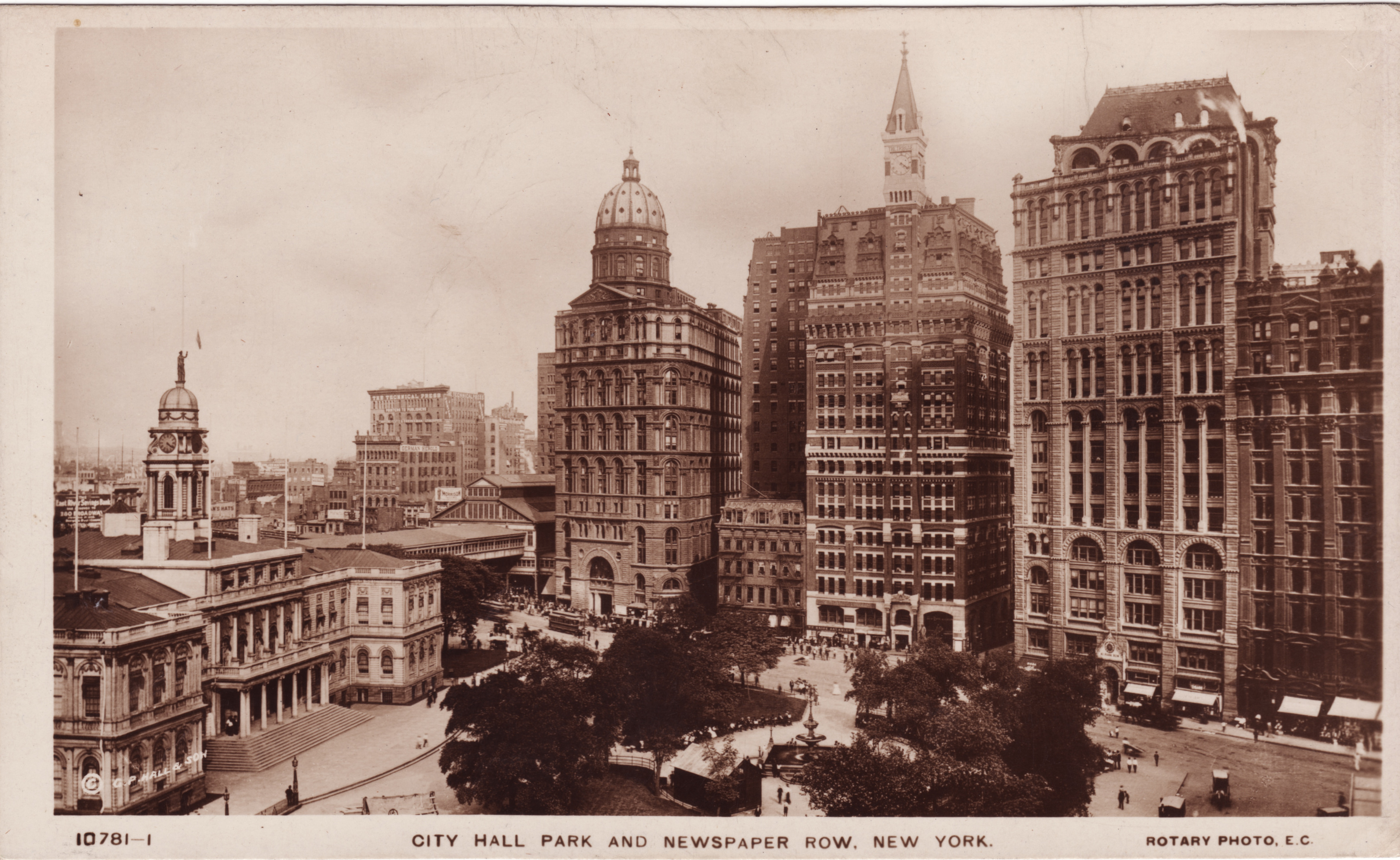 Old New York In Postcards #12 – 20 Historic Buildings That Were Demolished