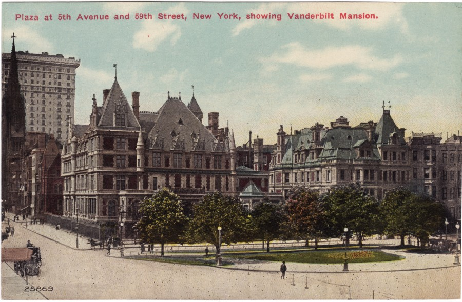 Vanderbilt Mansion hres