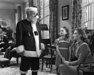Miracle on 34th Street still Edmund Gwenn Maureen OHara Natalie Wood,jpg