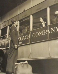 The Clock Robert Walker Judy Garland Fifth Ave Bus