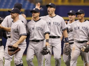 Yankees Win - photo USA Today