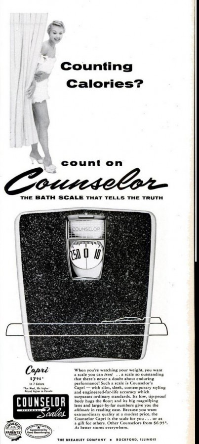 Ad Counselor Scales Dec 12 1955