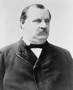 Grover Cleveland photo loc