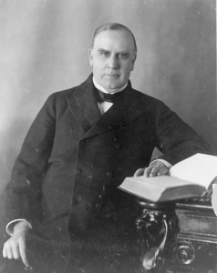 William Mckinley photo loc
