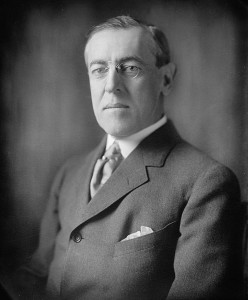 Woodrow Wilson photo loc