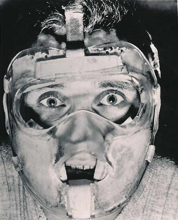 Jacques Plante 1st mask 1946 1 23