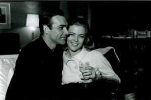 Sean Connery Honor Blackman