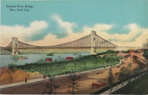 Hudson River Bridge