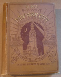 Kings Handbook of New York cover