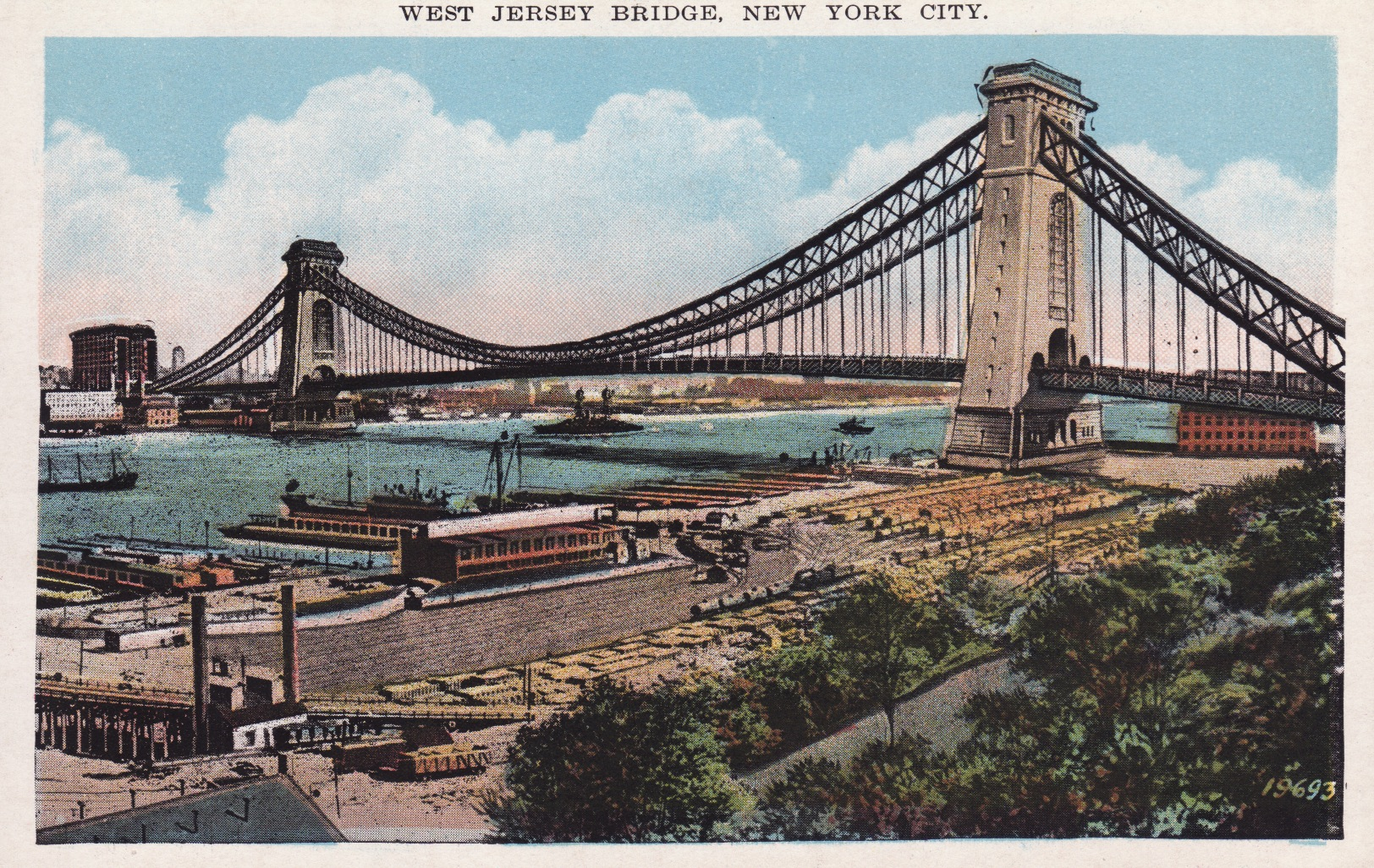 Old New York in Postcards #11 – Unbuilt New York