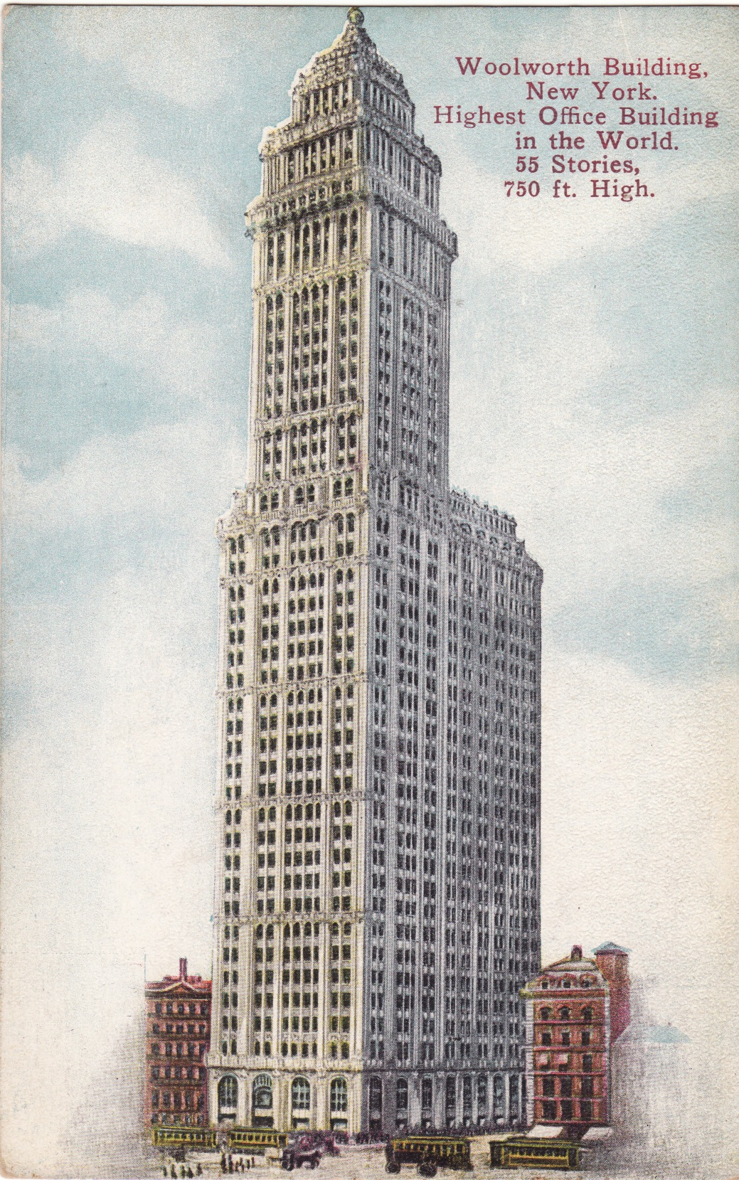 Old New York In Postcards 11 Unbuilt New York