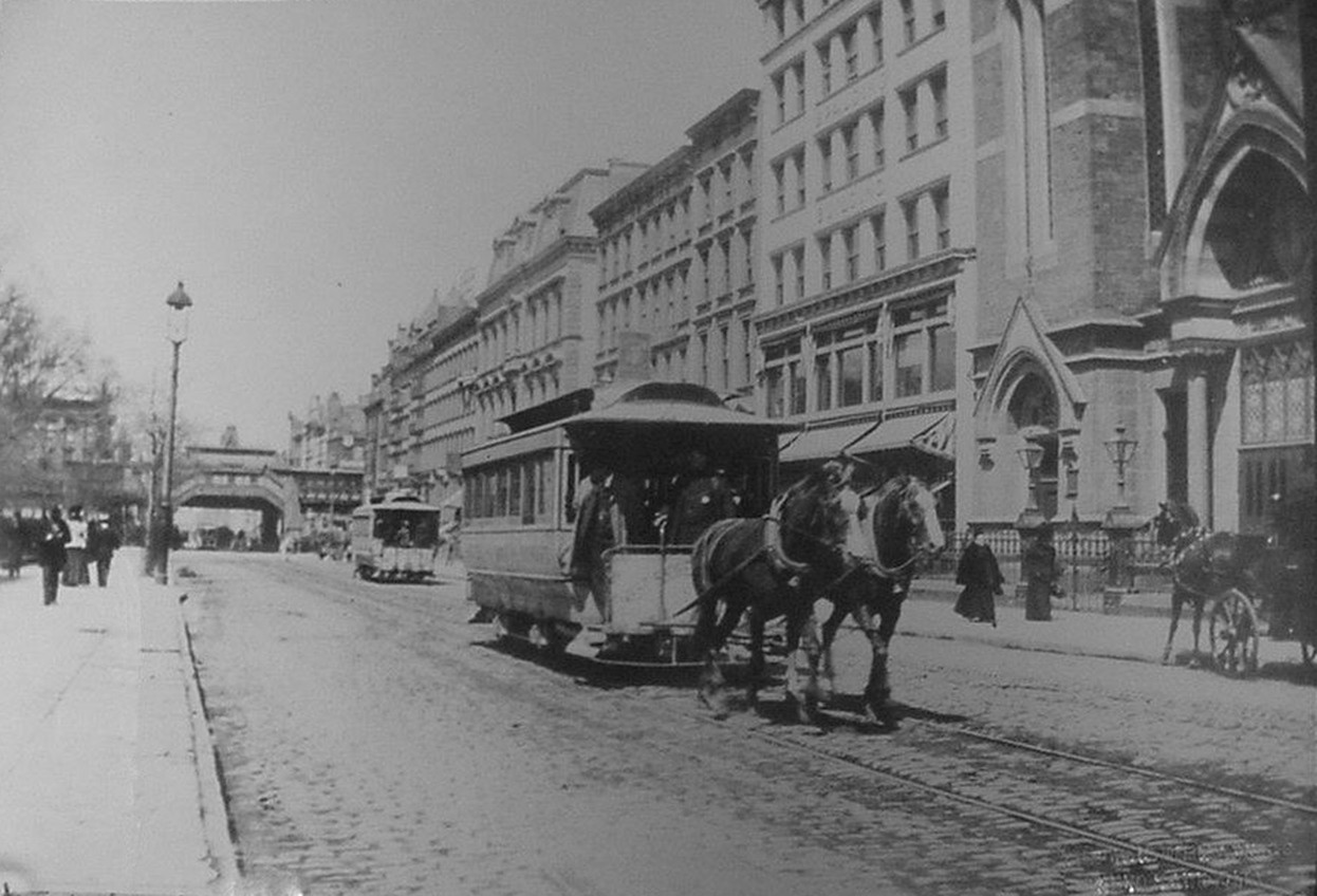 Old New York In Photos #59