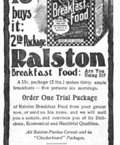Nine Turn-of-the-Century Advertisements