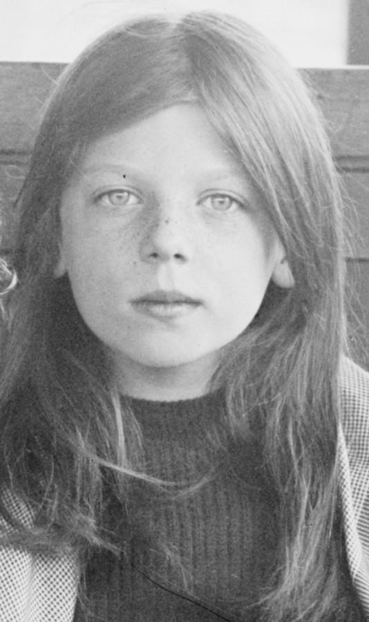 Marjorie Collyer Titanic survivor age 8 photo loc