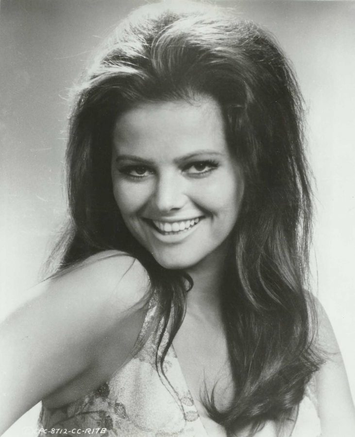 Claudia Cardinale The Professionals