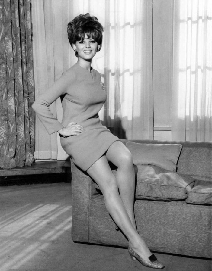 Claudia Cardinale couch