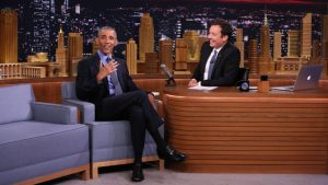 President Obama with Jimmy Fallon photo NBC