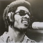 Stevie Wonder Motown Press photo