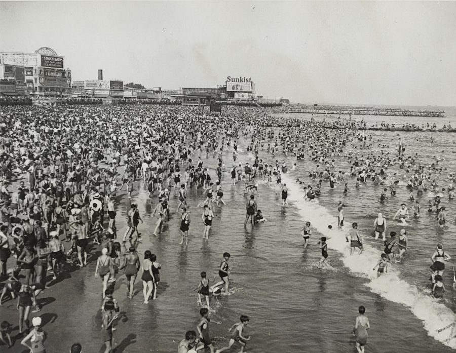Coney Island July 4, 1934