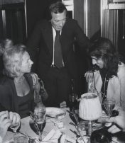 Alice Cooper Parties With Ethel Kennedy & Andy Williams