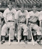 1945 Cubs Sluggers and A 1948 Indians Championship