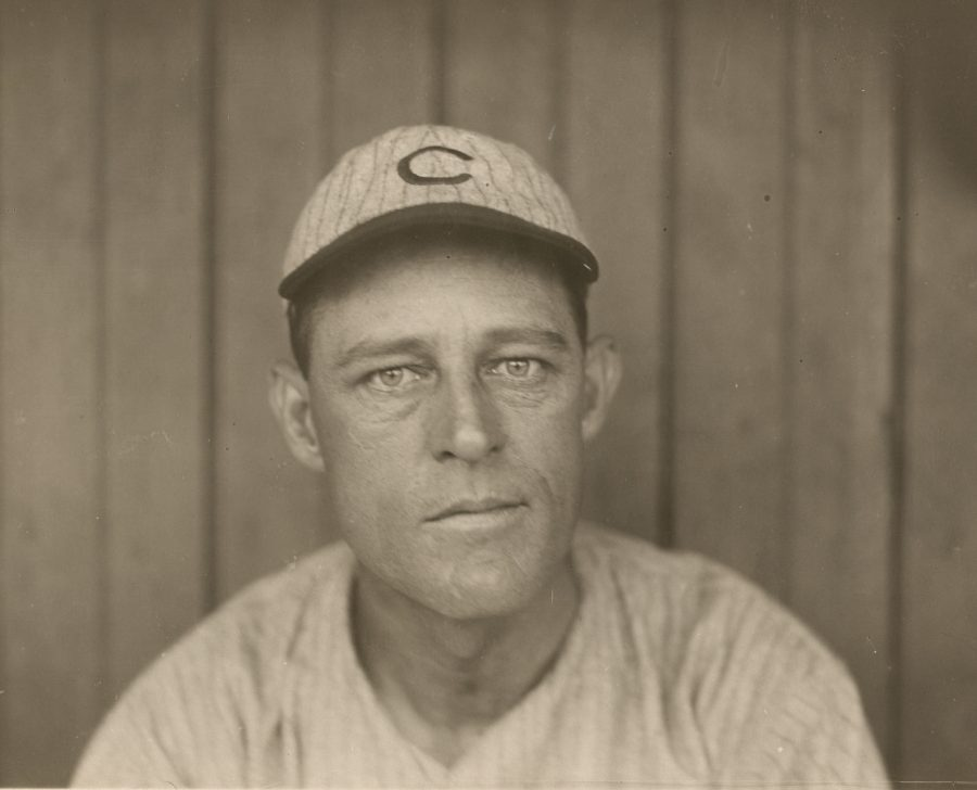Harry Steinfeldt, Third Baseman 1908 Chicago Cubs