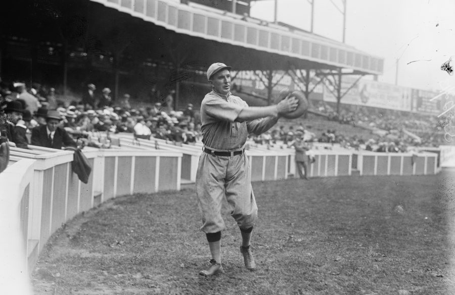 Johnny Kling, Catcher 1908 Chicago Cubs