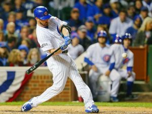 Travis Wood homers photo: Dennis Wierzbicki USA Today