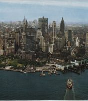 Old New York In Postcards #16 – 1960s & 70s Aerial Views of Manhattan In Color