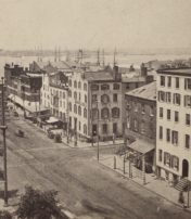 Old New York In Photos #74 – Battery Place 1875