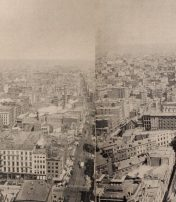 Panoramic 360 Degree View of New York In 1892