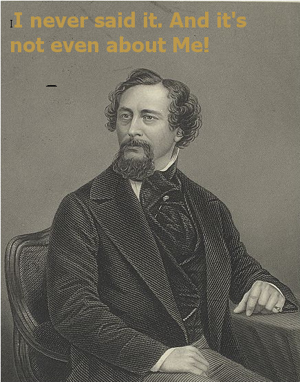 What The Dickens. 7 Popular Sayings & How They Originated