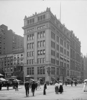 Old New York In Photos #77 – Fourth Ave. & 23rd St. 1908