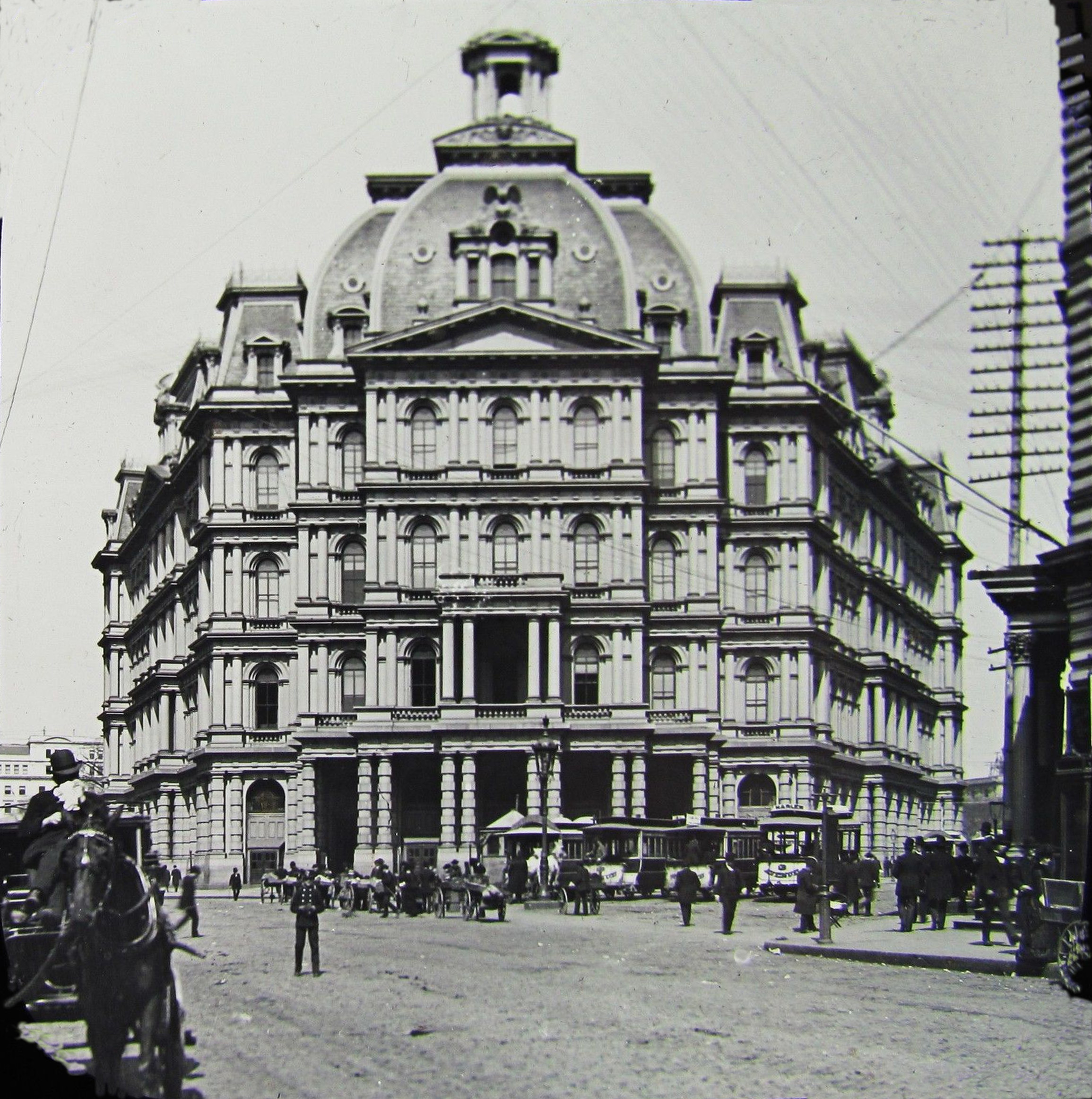 Old New York In Photos #80- Main New York Post Office