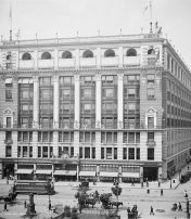 Old New York In Photos #83 – Macy's & Surroundings 1905