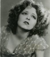 """This Is The Only Color Film Footage Of Clara Bow The """"It"""" Girl (And What Exactly Is """"It""""?)"""