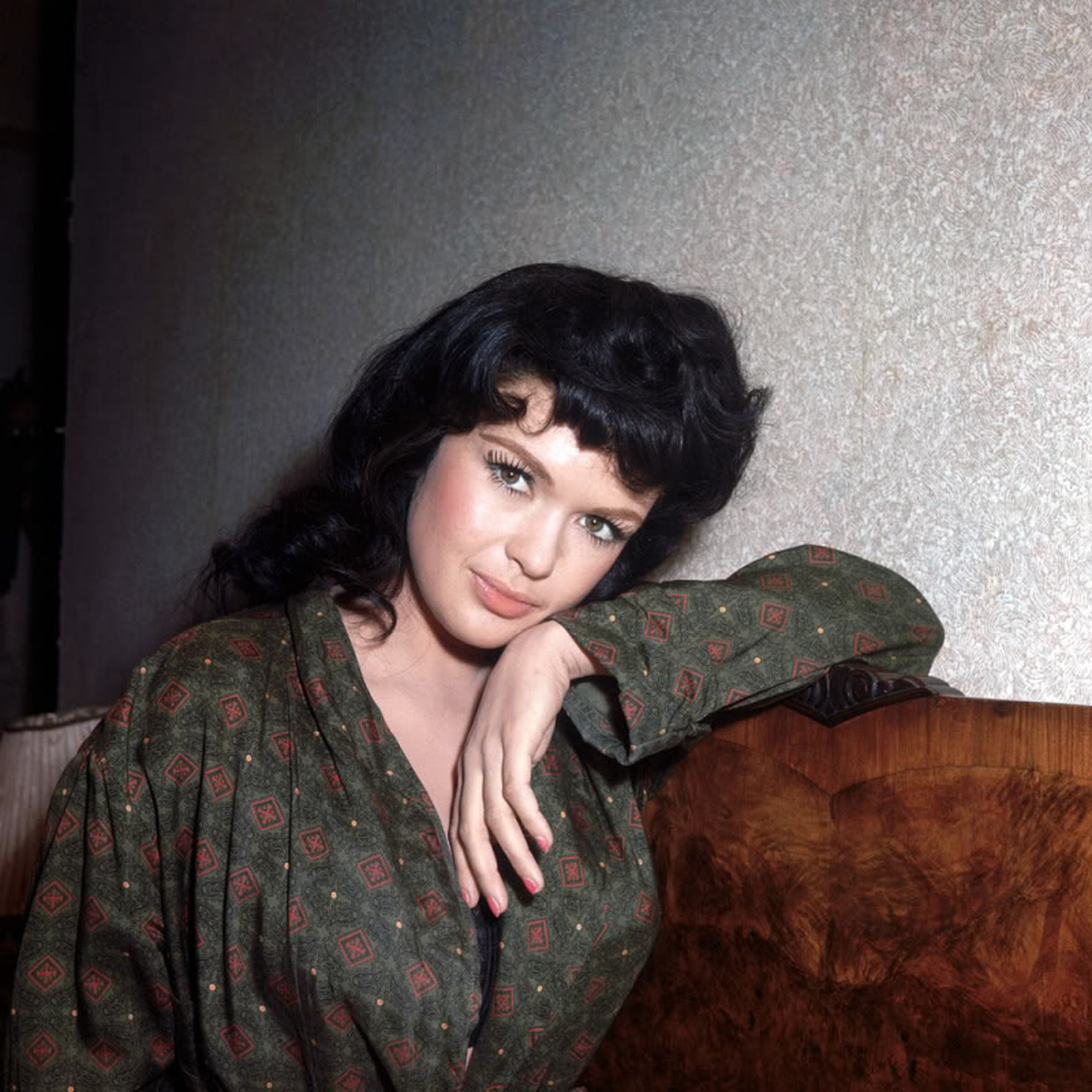 Classic Hollywood 68 Jayne Mansfield As A Brunette