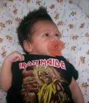 Rock Your Baby To Sleep – Literally! Iron Maiden Songs Done As Lullabies
