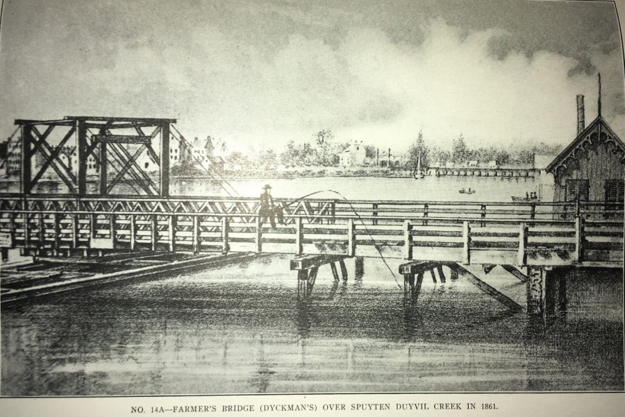 Farmer's Bridge 1861