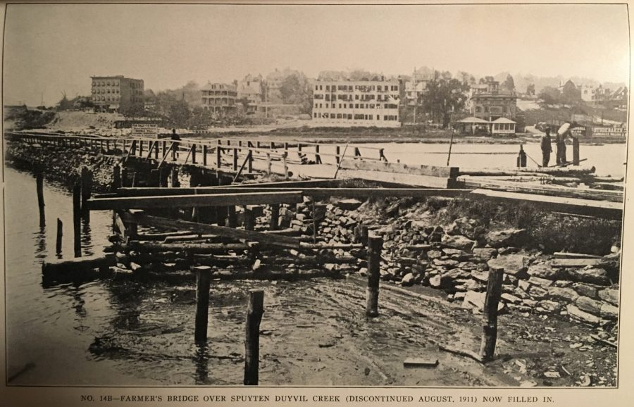 Farmers Bridge Bronx NY 1911